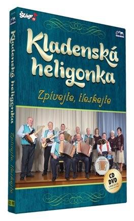 Kladenská heligonka - Zpívejte, tleskejte (CD + DVD)