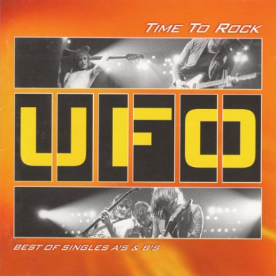 UFO - Time To Rock - Best Of Singles A's & B's (1998)