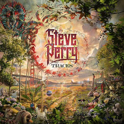 Steve Perry - Traces (2018) – 180 gr. Vinyl
