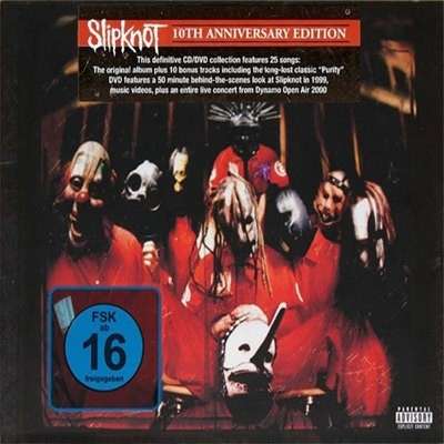 Slipknot - Slipknot: 10th Anniversary Edition (CD + DVD)