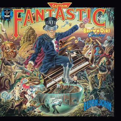 Elton John - Captain Fantastic And The Brown Dirt Cowboy (Reedice 2018) - Vinyl