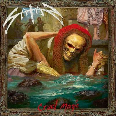 Satan - Cruel Magic (Black Vinyl, 2018) - Vinyl