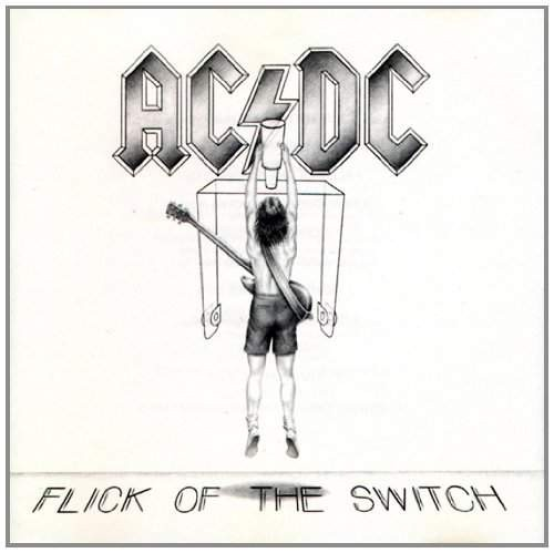 AC/DC - Flick Of The Switch - 180 gr. Vinyl /180GR.HQ.VINYL