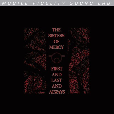Sisters Of Mercy - First And Last And Always (Limited Edition, 2011) – Vinyl