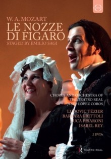 Wolfgang Amadeus Mozart - Figarova svatba