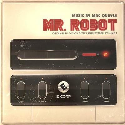 Soundtrack / Mac Quayle - Mr. Robot: Volume 4 (Original TV Series Sound., 2018) /Limited Edition - Vinyl