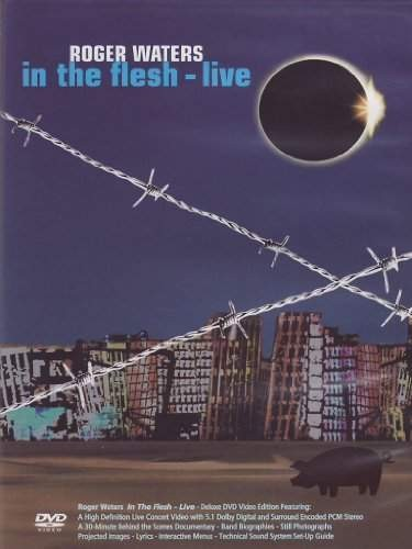 Roger Waters - In The Flesh - Live (DVD, 2002)