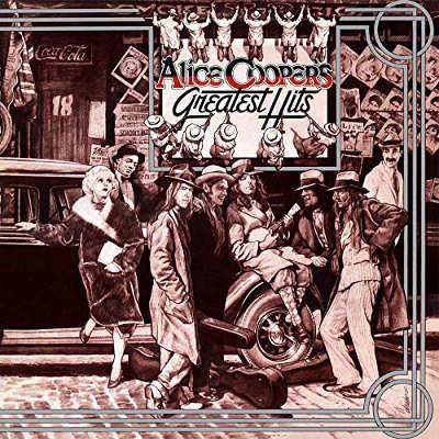 Alice Cooper - Alice Cooper's Greatest Hits (Reedice 2018) - Vinyl