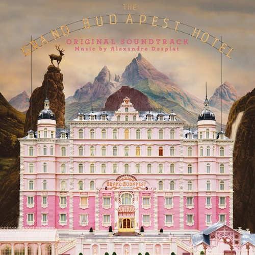Soundtrack/Alexandre Desplat - Grand Budapest Hotel