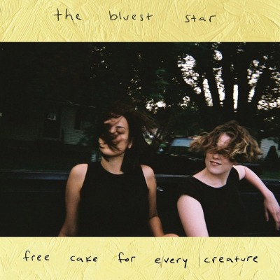 Free Cake For Every Creature - Blue Star (2018) – Vinyl