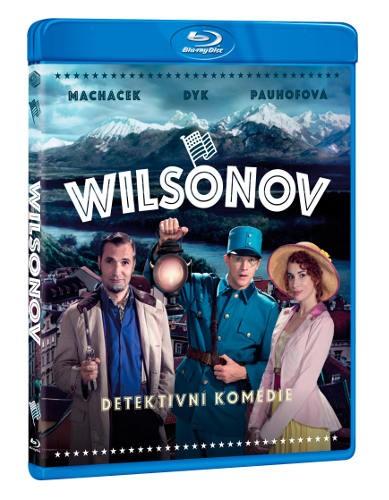 Film/Tragikomedie - Wilsonov (Blu-ray)