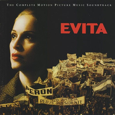 Soundtrack / Andrew Lloyd Webber - Evita (The Complete Motion Picture Music Soundtrack, 1996)