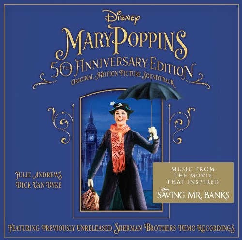 Soundtrack - Mary Poppins 50th Anniversary Edition (Gold edition)