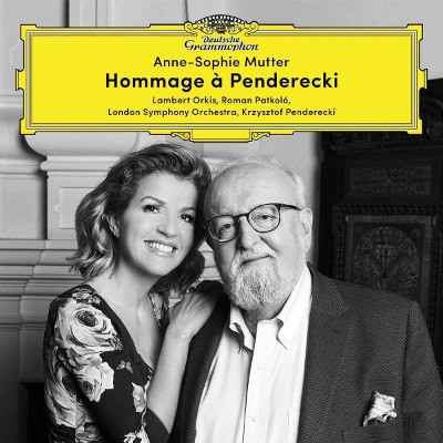 Anne-Sophie Mutter, Krzystof Pendrecki - Hommage A Penderecki (2CD, 2018)