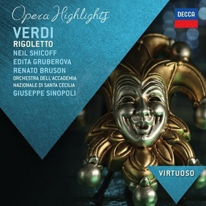 Giuseppe Verdi - Rigoletto - highlights - Shicoff, Gruberova