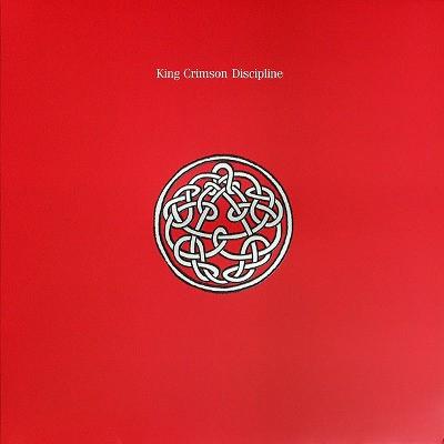 King Crimson - Discipline (Edice 2018) - 200 gr. Vinyl
