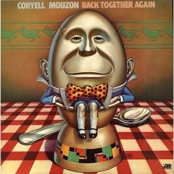 Larry Coryell & Mouzon Alphonse - Back Together Again (2014)