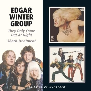 Edgar Winter - They Only Come Out At Night/Shock Treatment