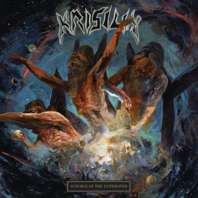 Krisiun - Scourge Of The Enthroned (LP+CD, 2018)