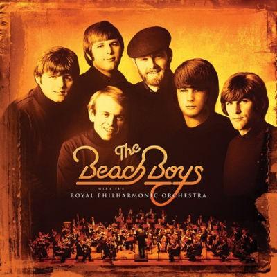 Beach Boys With The Royal Philharmonic Orchestra - Beach Boys With The Royal Philharmonic Orchestra (2018) – Vinyl