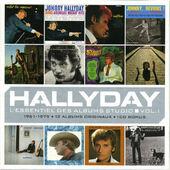 Johnny Hallyday - L'essentiel Des Albums Studio Vol. I (1961 - 1979) /13CD BOX, 2010