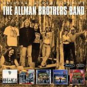 Allman Brothers Band - Original Album Classics (5CD, 2015)