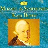 Mozart, Wolfgang Amadeus - MOZART Die Symphonien BPO Böhm