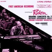 Ludwig van Beethoven - Brahms: Piano Concerto No.2 - Beethoven: Piano Sonata No.23 Appassionata