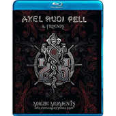 Axel Rudi Pell - Magic Moments/25th Anniversary/BRD