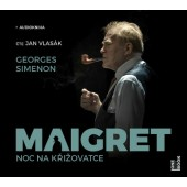 Georges Simenon - Maigret – Noc na křižovatce /MP3 audiokniha