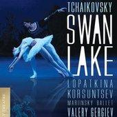 Tchaikovsky, Peter Ilyich - Tchaikovsky Swan Lake Lopatkina/Korsuntsev