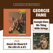 Georgie Fame - Georgie Does His Thing With String / Knock On Wood EP (Remastered)
