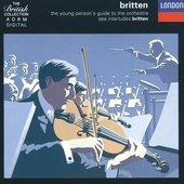 Britten, Benjamin - Britten The Young Persons Guide Britten Bonynge