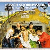 Michael Chance - BACH Johannes-Passion Gardiner