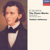 Chopin, Frédéric - Chopin The Solo Piano Works Vladimir Ashkenazy
