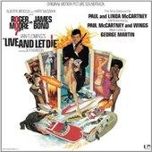 James Bond Live And Let Die - Různí/Pop Intl
