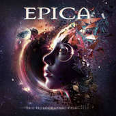 Epica - Holographic Principle/Deluxe Earbook Edition/3CD (2016)