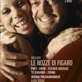 Mozart, Wolfgang Amadeus - MOZART Le nozze di Figaro Böhm DVD-VIDEO