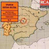 Julian Bream - Spanish Guitar Recital