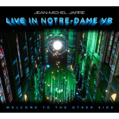 Jean Michel Jarre - Welcome To The Other Side / Live In Notre-Dame VR (2021) - Vinyl