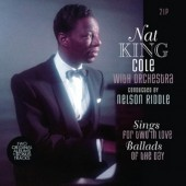 Nat King Cole - Sings For Two In Love / Ballads Of The Day (Edice 2018) - Vinyl