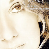 Céline Dion - All The Way... A Decade Of Song & Video (DVD)