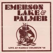 Emerson, Lake & Palmer - Live At Nassau Coliseum '78 (2012)