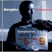 Shostakovich, Dmitri - Shostakovich Symphonies 5 and 9 Gergiev