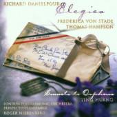Richard Danielpour / Frederica Von Stade, Thomas Hampson, Ying Huang - Elegies, Sonnets To Orpheus (Edice 2001)