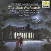 Mozart, Wolfgang Amadeus - MOZART Eine kleine Nachtmusik Böhm