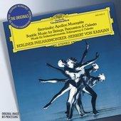 Igor Stravinsky - Stravinsky: Apollon Musagète + Bartók / Karajan