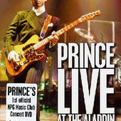 Prince - Live At The Aladdin Las Vegas (DVD)