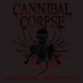 Cannibal Corpse - Dead Human Collection /Limited/4CD+LP (2013)