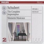 Schubert, Franz - Schubert The Complete Impromptus Alfred Brendel